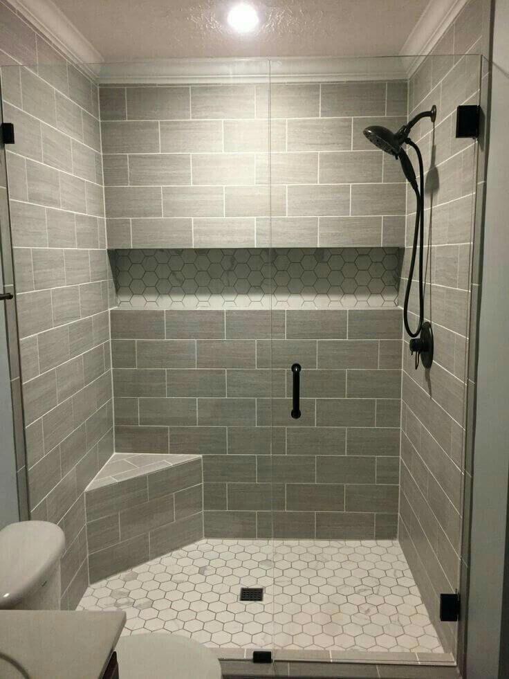 Gorgeous Outstanding Bathrooms Design Ideas 04