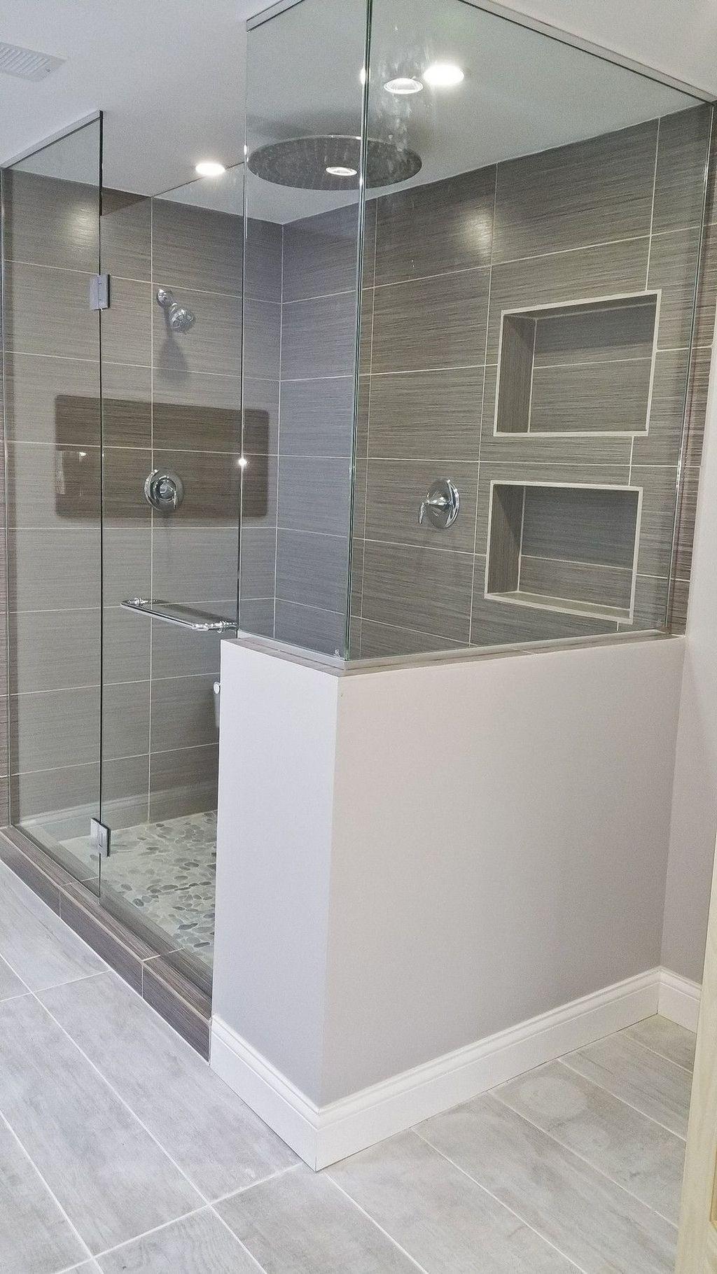 Gorgeous Outstanding Bathrooms Design Ideas 21