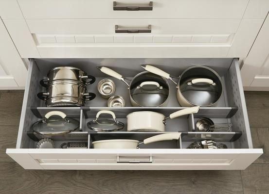 Lovely DIY Kitchen Storage Ideas To Maximize Kitchen Space 12