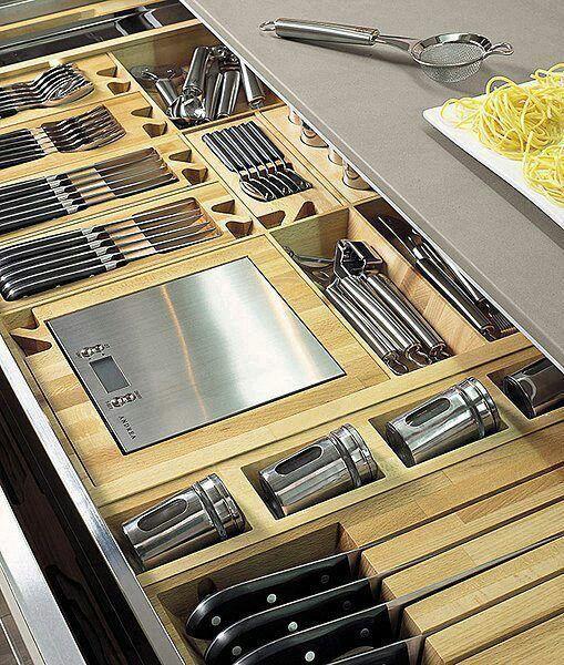 Lovely DIY Kitchen Storage Ideas To Maximize Kitchen Space 13