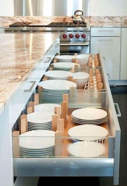 Lovely DIY Kitchen Storage Ideas To Maximize Kitchen Space 15