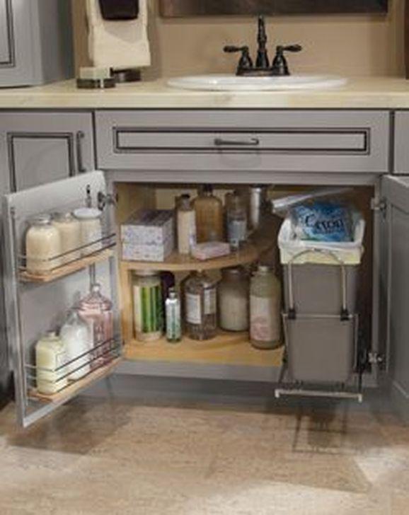 Lovely DIY Kitchen Storage Ideas To Maximize Kitchen Space 25