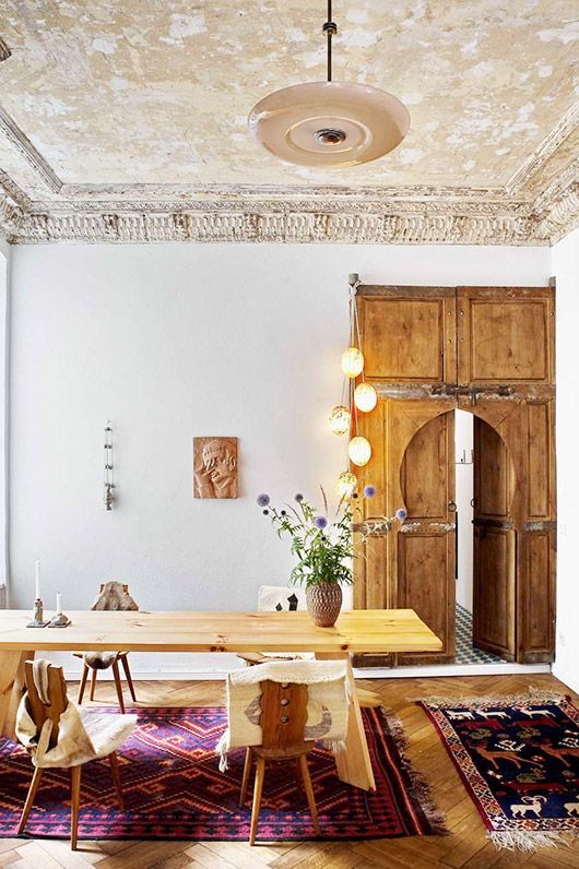 The Best Moroccan Dining Room Decor Ideas 13