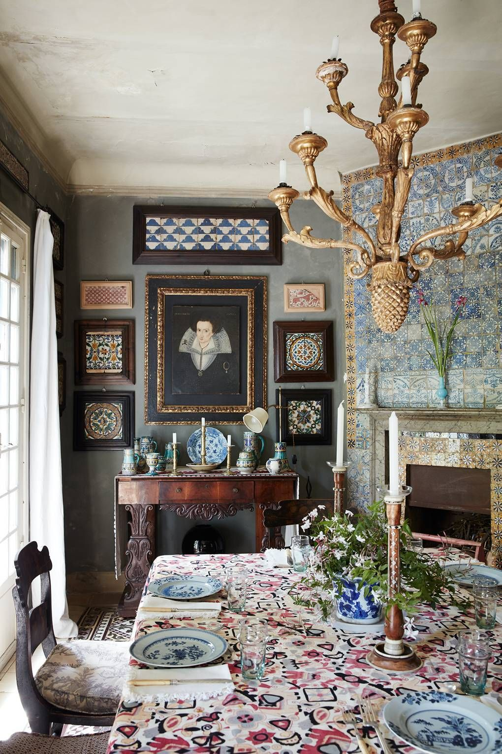 The Best Moroccan Dining Room Decor Ideas 15