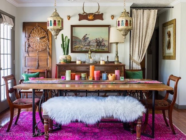 The Best Moroccan Dining Room Decor Ideas 18
