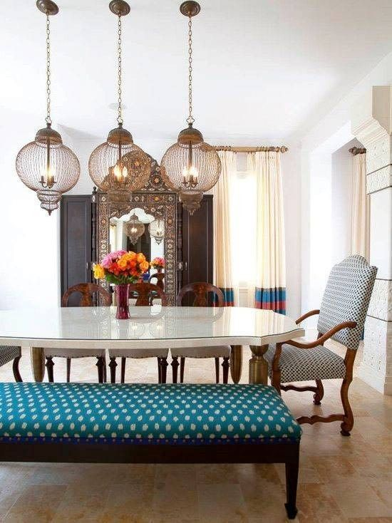 The Best Moroccan Dining Room Decor Ideas 21