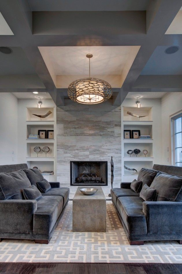 The Best Relaxing Living Room Design Ideas 15