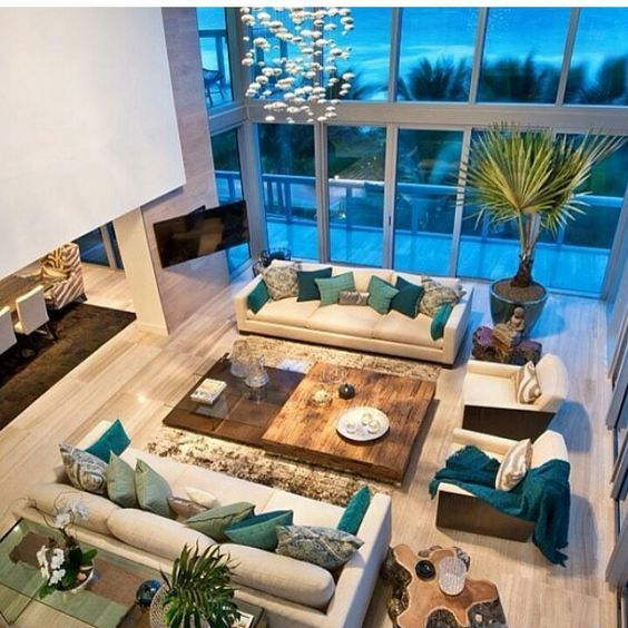 The Best Relaxing Living Room Design Ideas 32