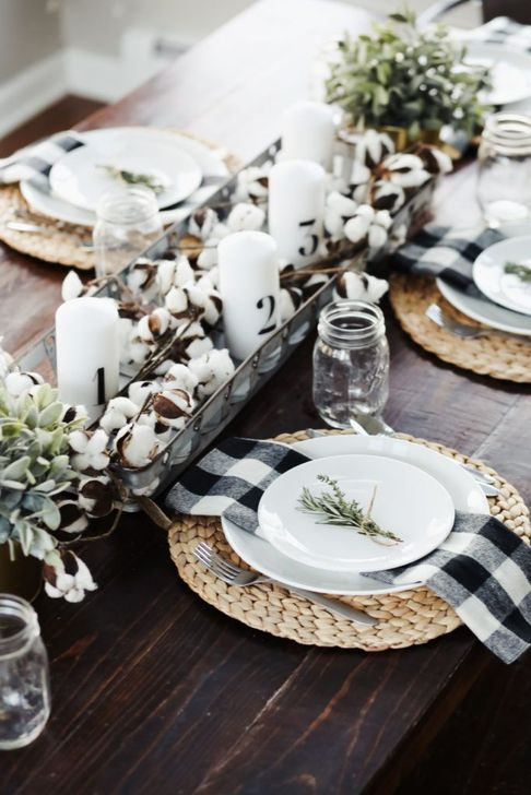 Amazing Fall Dining Table Decor Ideas For Your Dining Room Decor 10