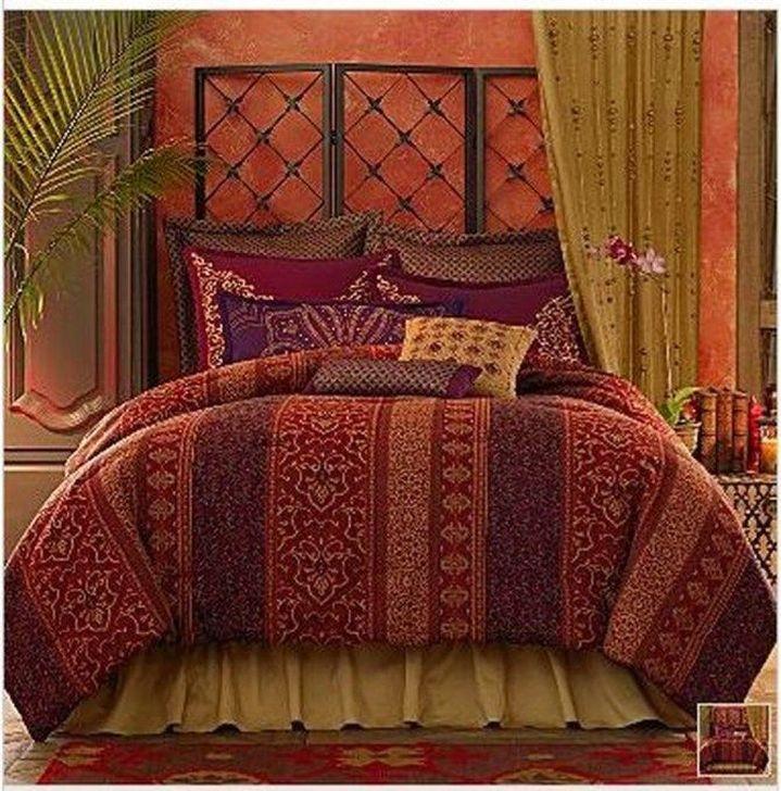 Beautiful Moroccan Bedroom Decor Ideas 15