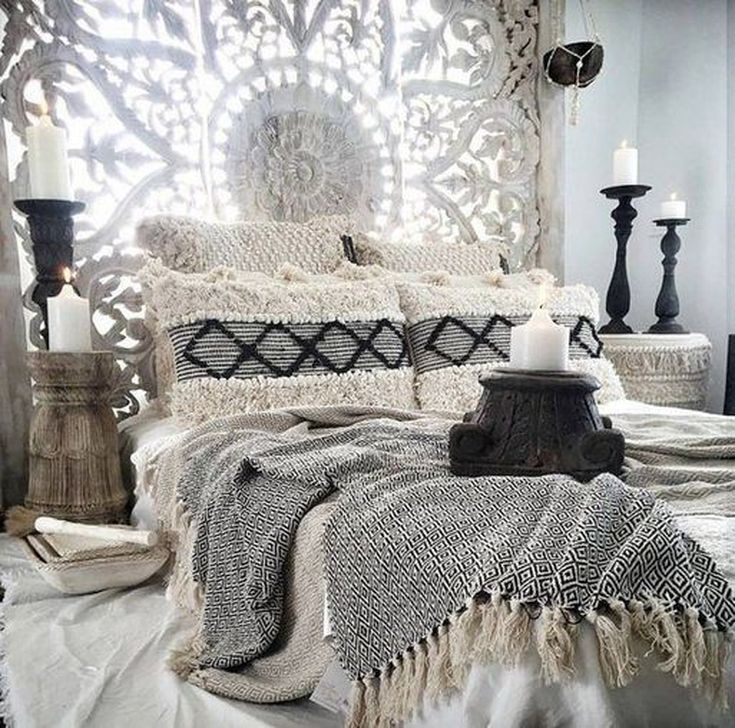 Beautiful Moroccan Bedroom Decor Ideas 17