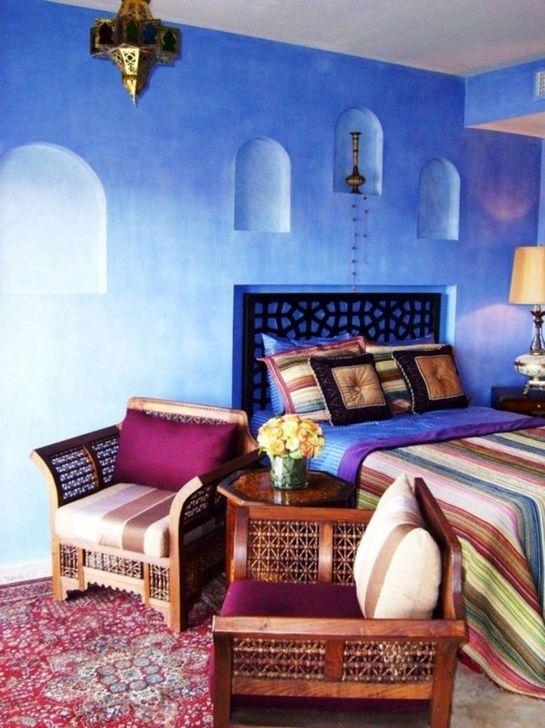 Beautiful Moroccan Bedroom Decor Ideas 26
