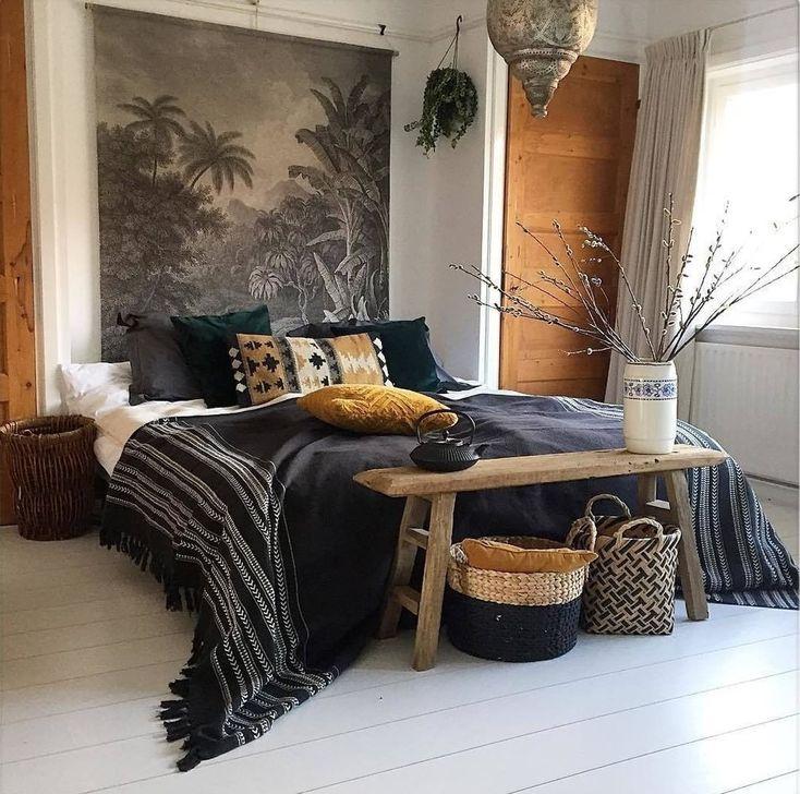 Beautiful Moroccan Bedroom Decor Ideas 27