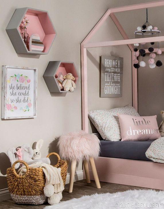 Beautiful Pink Bedroom Decor Ideas Looks Romantic 18