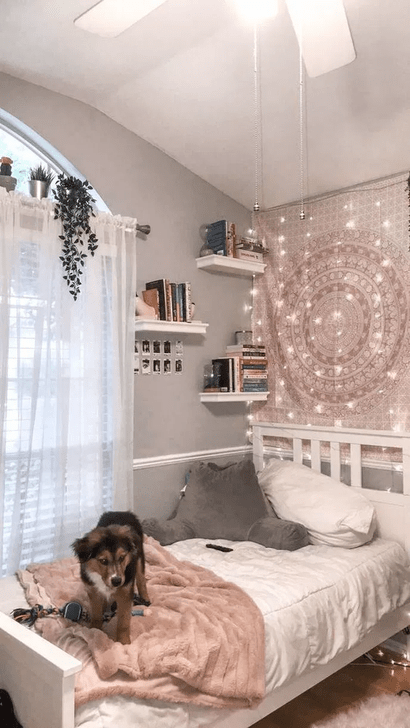 Beautiful Pink Bedroom Decor Ideas Looks Romantic 22