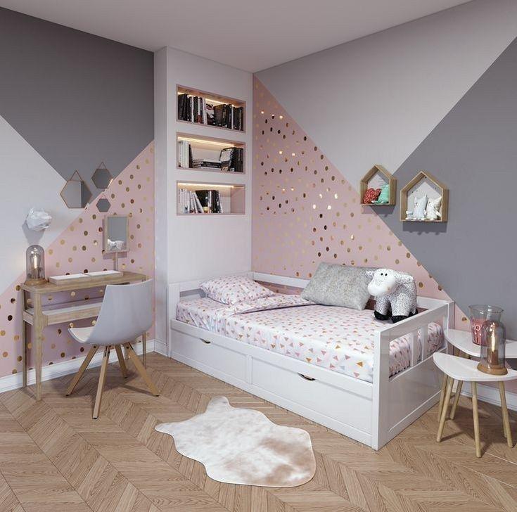 Beautiful Pink Bedroom Decor Ideas Looks Romantic 26