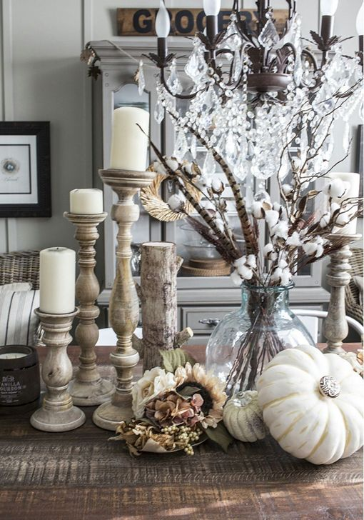 Fabulous Fall Living Room Decor Ideas To Feel Comfortable At Home 29