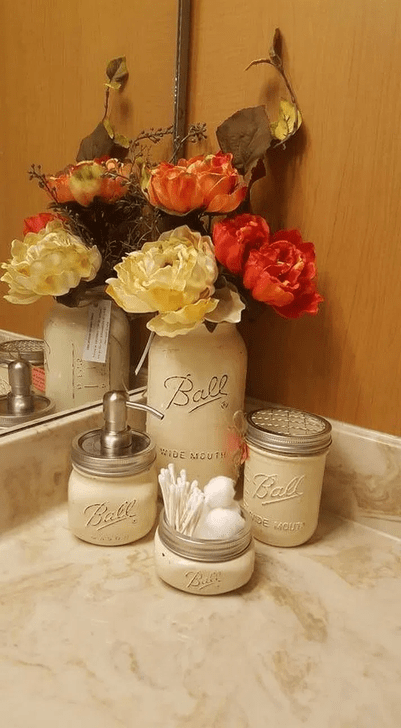 Gorgeous Fall Bathroom Decorating Ideas 02
