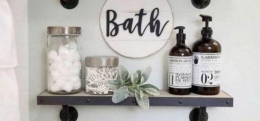 Gorgeous Fall Bathroom Decorating Ideas 31