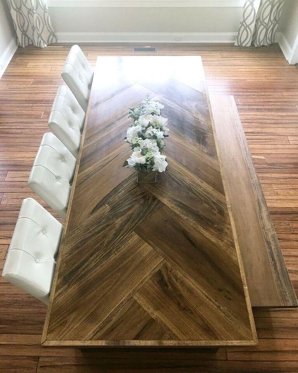 Gorgeous Rustic Dining Room Design Ideas 20
