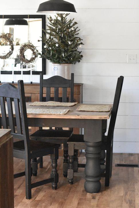 Gorgeous Rustic Dining Room Design Ideas 23
