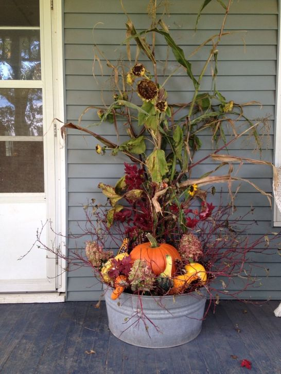 Inspiring Fall Decor Ideas For Your Home Decor 02
