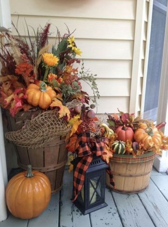 Inspiring Fall Decor Ideas For Your Home Decor 14