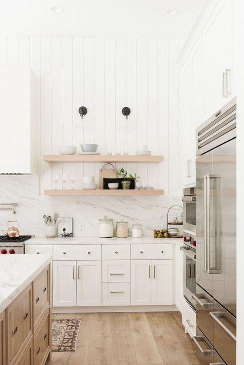 Inspiring Neutral Kitchen Design Ideas 03