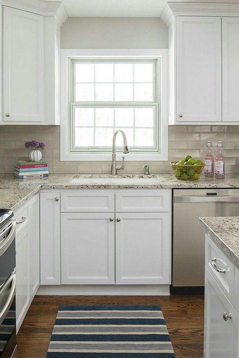 Inspiring Neutral Kitchen Design Ideas 24
