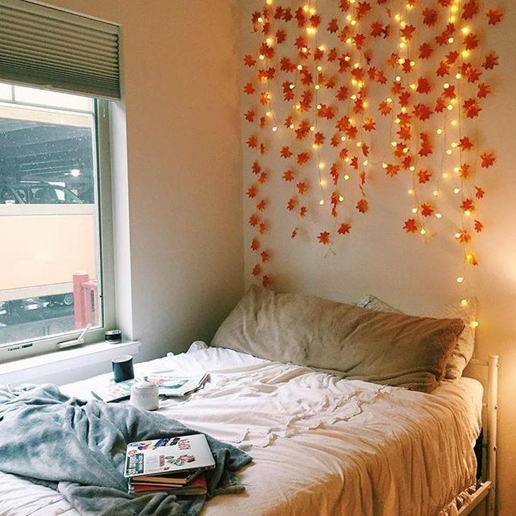 Lovely Fall Bedroom Decor Ideas 01