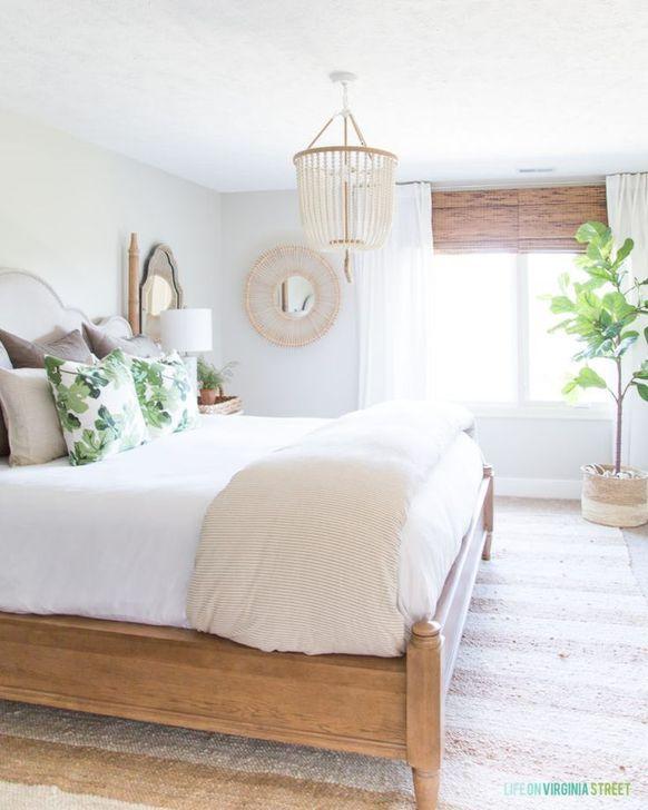 Lovely Fall Bedroom Decor Ideas 32