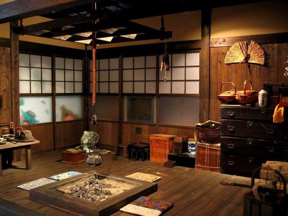 Lovely Japanese Living Room Decor Ideas 02