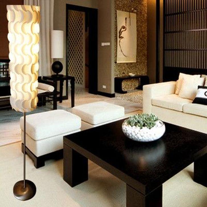Lovely Japanese Living Room Decor Ideas 07