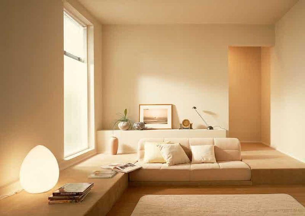 Lovely Japanese Living Room Decor Ideas 08