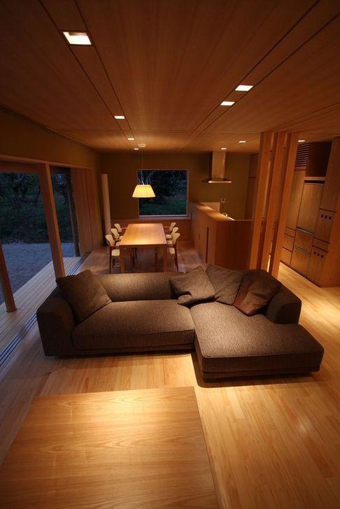 Lovely Japanese Living Room Decor Ideas 16