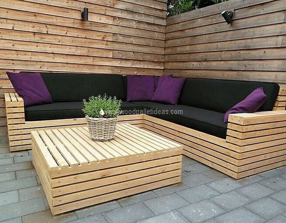 Stunning Outdoor Furniture Ideas Best For Your Backyard 05