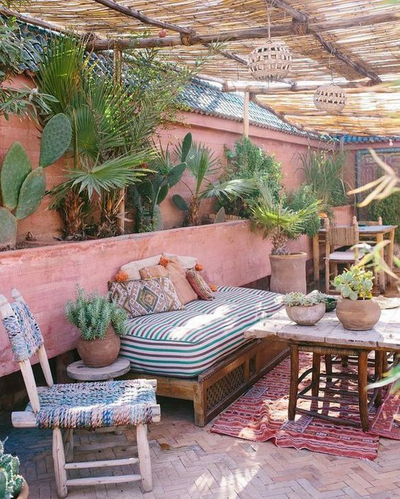 Stunning Outdoor Furniture Ideas Best For Your Backyard 14