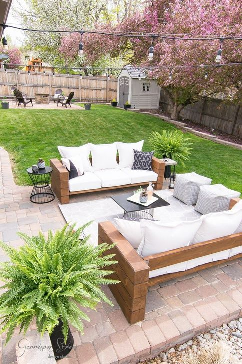 Stunning Outdoor Furniture Ideas Best For Your Backyard 16