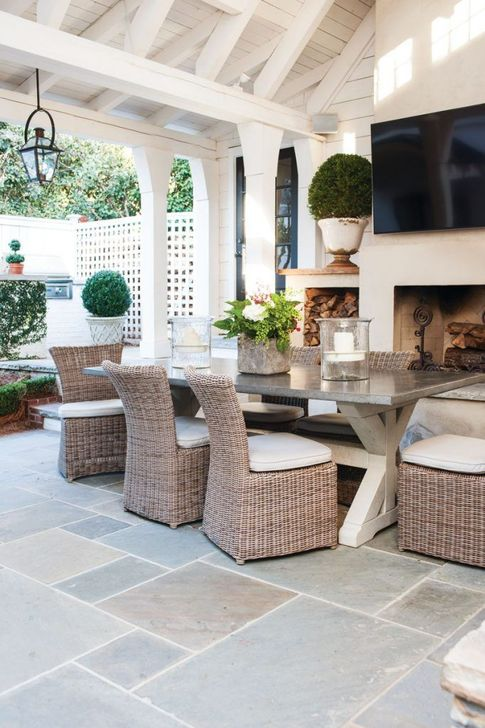 Stunning Outdoor Furniture Ideas Best For Your Backyard 23