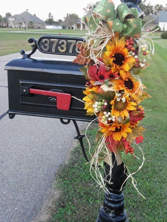 The Best Fall Outdoor Decor Ideas You Will Like 06
