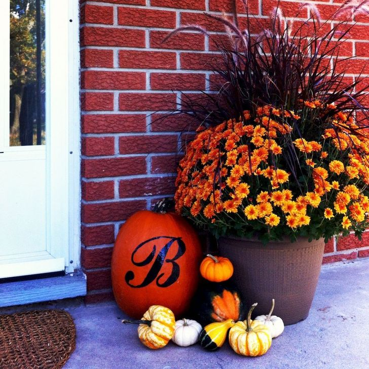 The Best Fall Outdoor Decor Ideas You Will Like 13