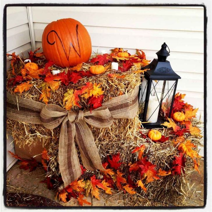 The Best Fall Outdoor Decor Ideas You Will Like 16