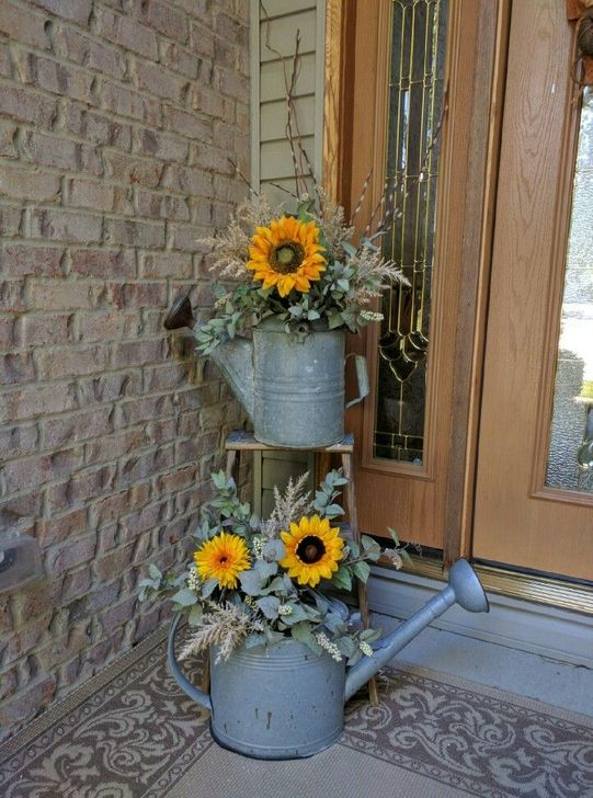 The Best Fall Outdoor Decor Ideas You Will Like 17