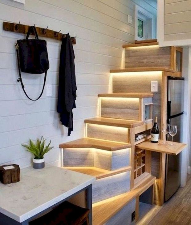 The Best Tiny House Space Saving Ideas You Have To Try 30