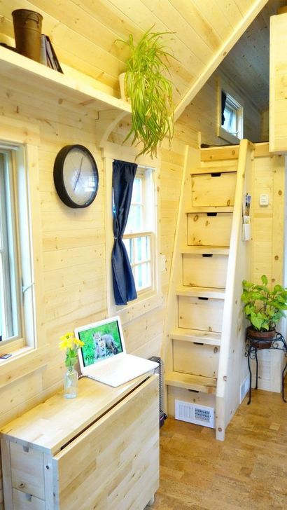 The Best Tiny House Space Saving Ideas You Have To Try 32