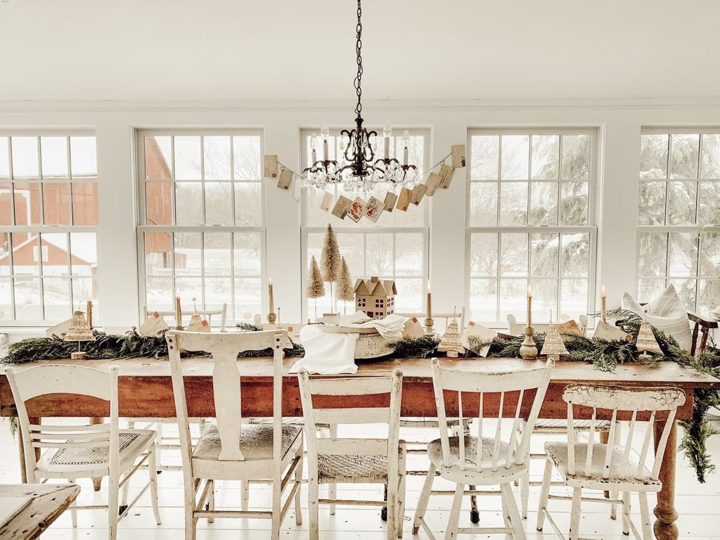 Beautiful Christmas Dining Room Decor Ideas You Never Seen Before 13