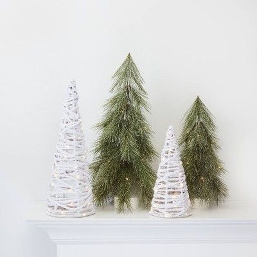 Nice Christmas Decoration Ideas For Apartment 18