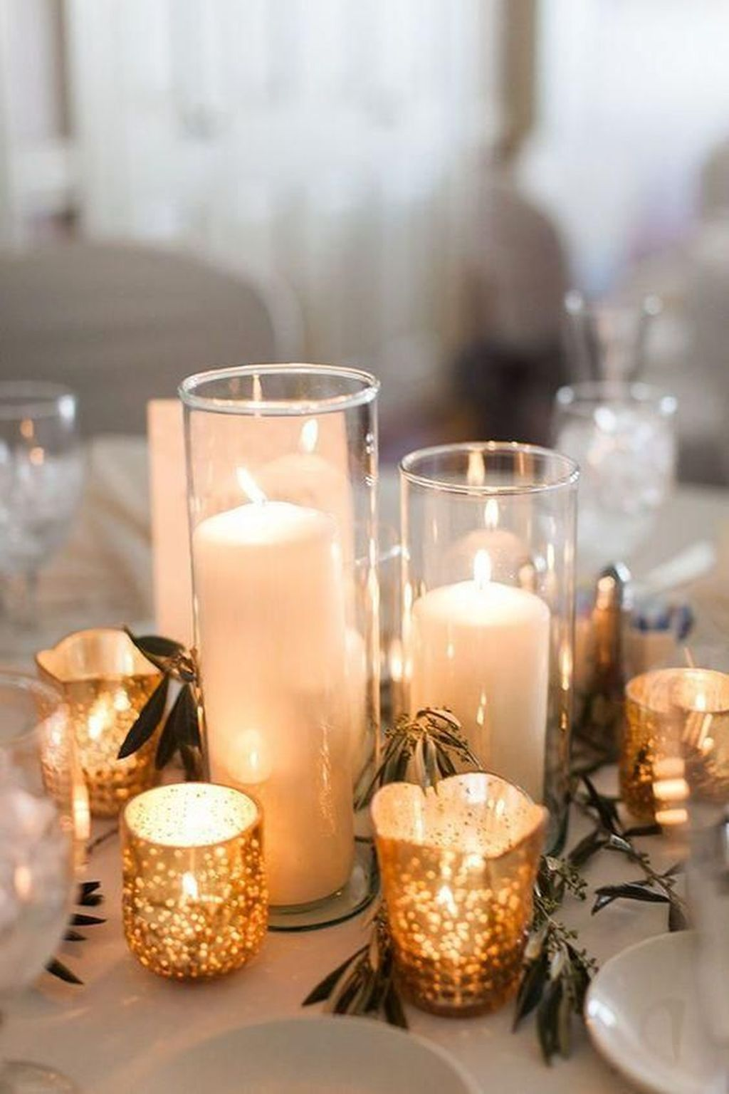 Popular Winter Table Centerpieces Ideas Best For Wedding 14