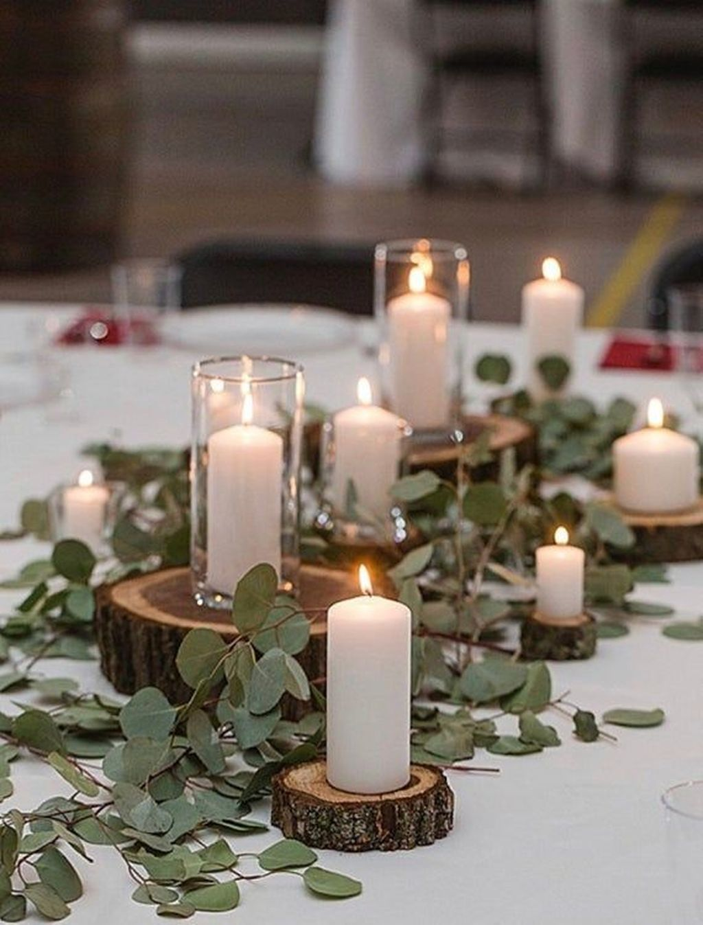 Popular Winter Table Centerpieces Ideas Best For Wedding 32