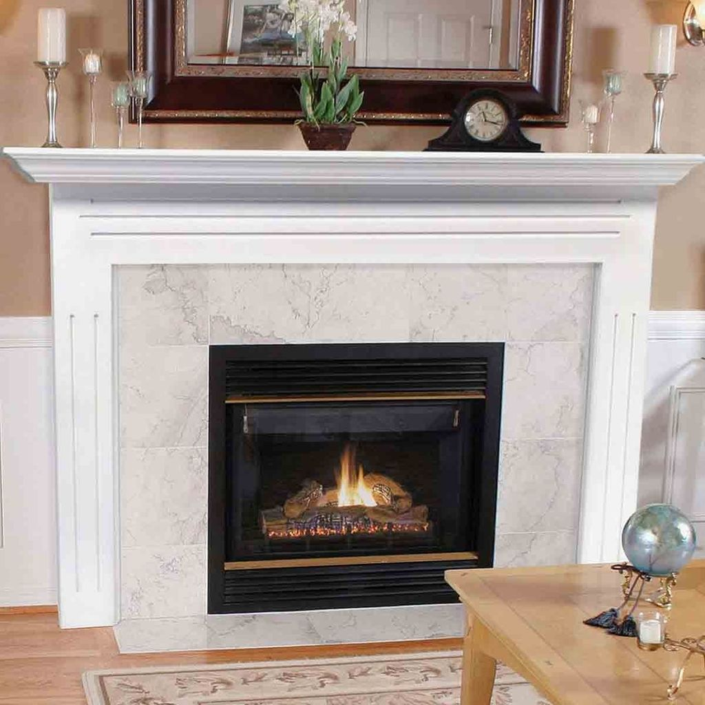 Stunning Fireplace Mantel Decor Ideas You Should Copy Now 26
